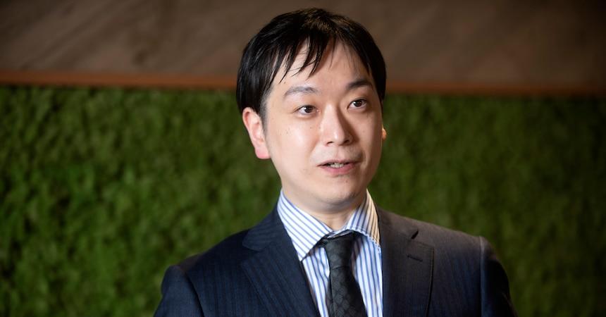 ネオキャリア 人事部長 割石正紀氏