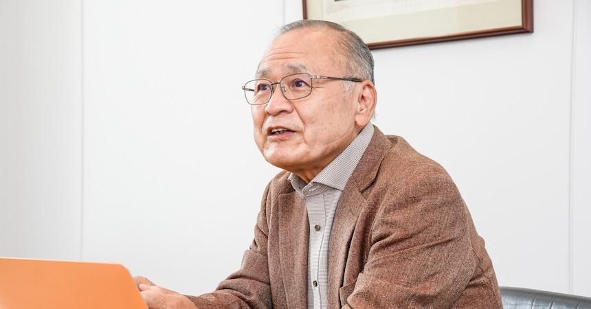 二又 俊文氏(東京大学未来ビジョン研究センター客員研究員、シニアリサーチャー)