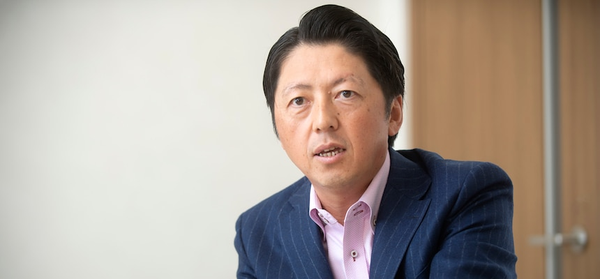 ジャパニアス株式会社 代表取締役社長 日坂良氏