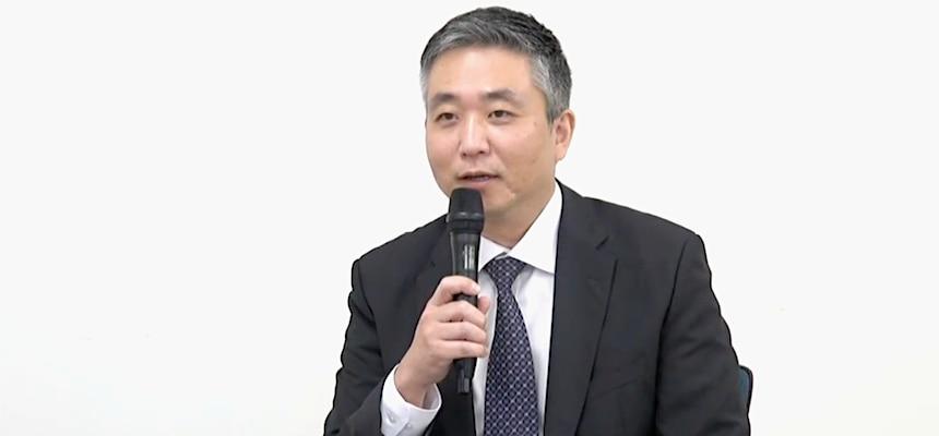 ウエストロー・ジャパン 代表取締役社長 兼 トムソン・ロイター 法律 x テクノロジー部門 日本統括 バン ヨン ソン氏