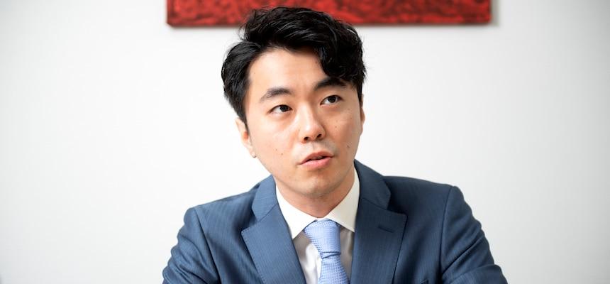 EAGLYS株式会社 代表取締役社長 今林広樹氏