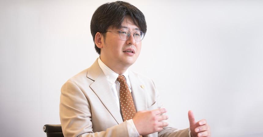 ICEBERG行政書士事務所 上田 和彦氏