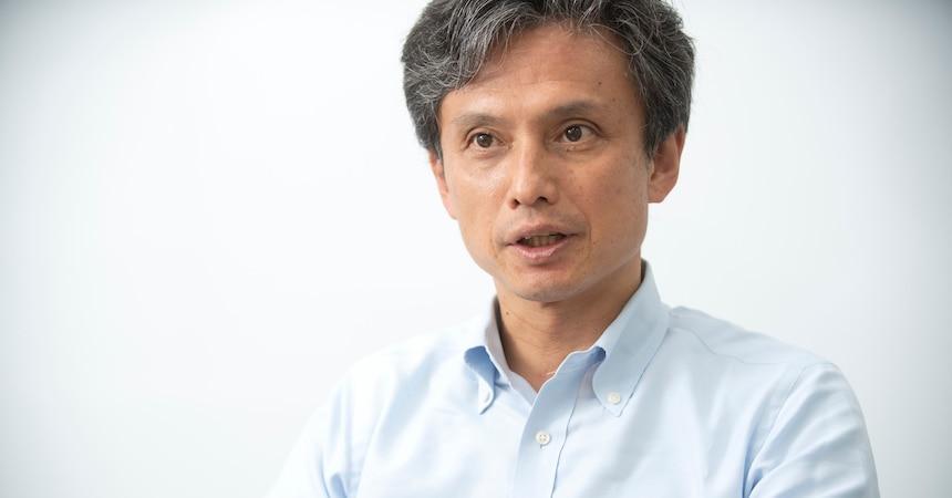太陽誘電株式会社 佐々木 毅尚部長