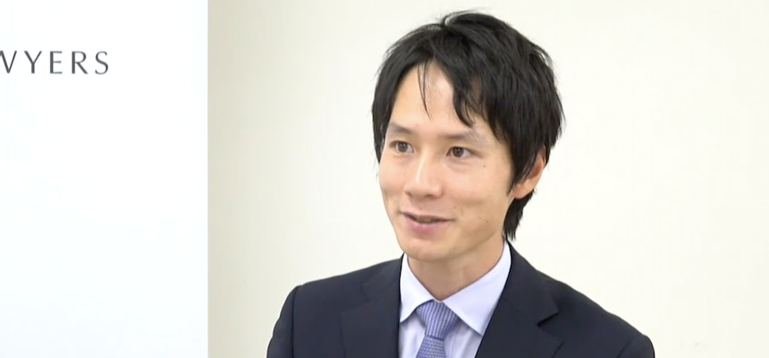 株式会社LegalForce 代表取締役CEO/ 弁護士 角田望氏