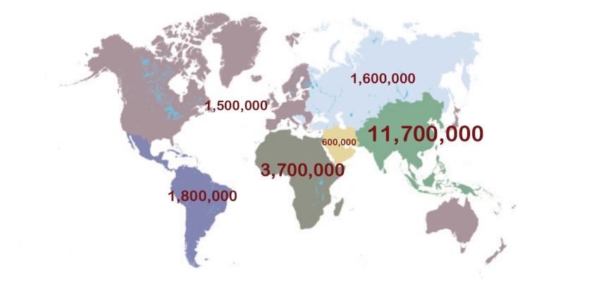 ILO「ILO 2012 Global estimate of forced labour Executive summary」(2012年6月1日)
