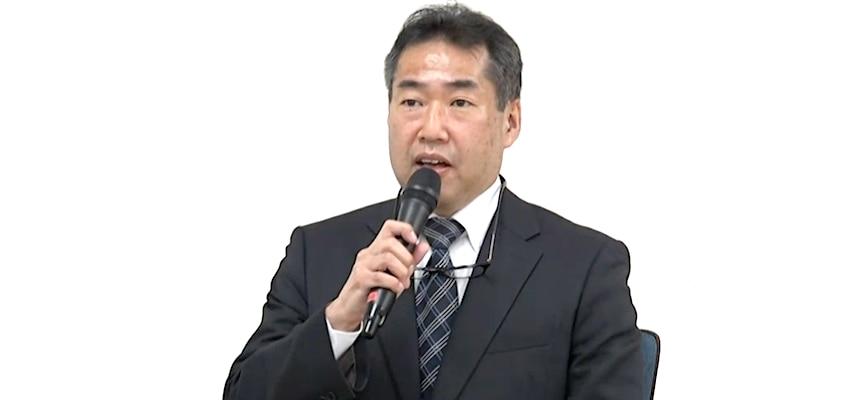 トムソン・ロイター 法律 x テクノロジー部門  ビジネス デベロップメント マネージャー 山田勝志氏