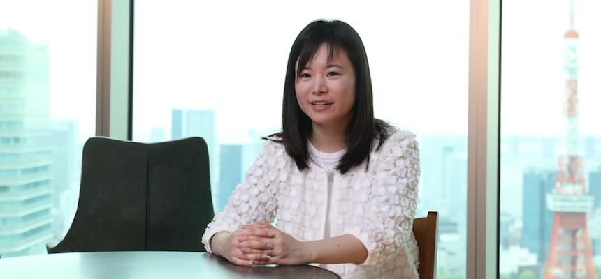 GAテクノロジーズ 橋本 えみ氏