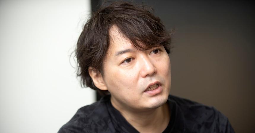 イザナギゲームズ代表取締役/プロデューサー 梅田 慎介氏