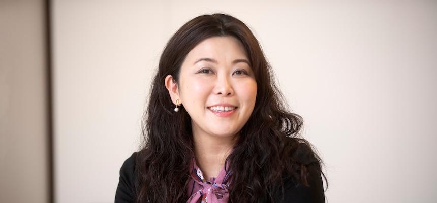 戸田 真理子さん