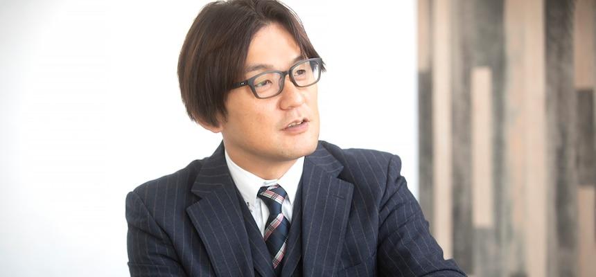 プラナスソリューションズ株式会社 代表取締役社長 臼井宏典氏